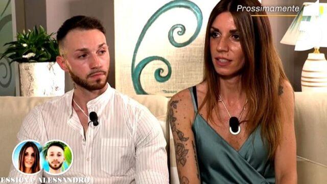Temptation Jessica e Alessandro