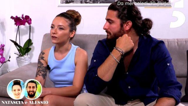 Temptation Island 2021 coppie Natascia e Alessio