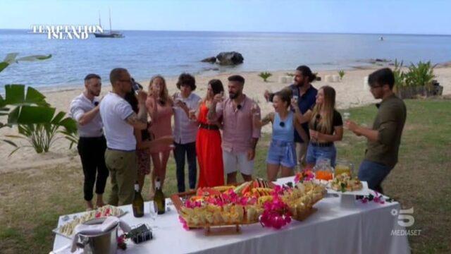 Temptation Island 2021 diretta 30 giugno isola