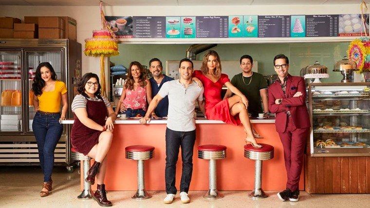 The Baker & The Beauty serie tv attori