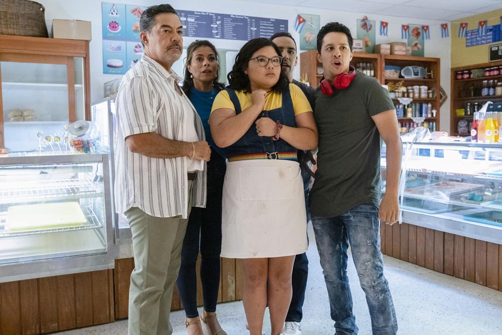 The Baker & The Beauty serie tv finale