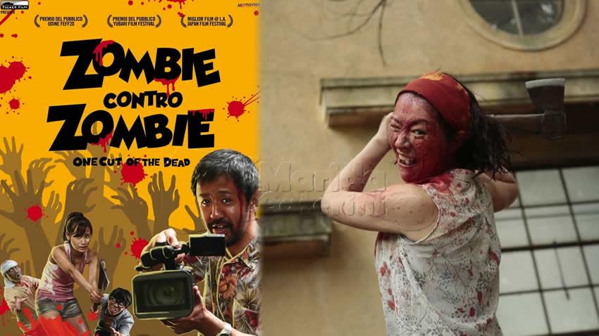 Zombie contro zombie film Rai 4