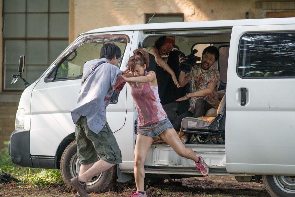 Zombie contro zombie film dove è girato
