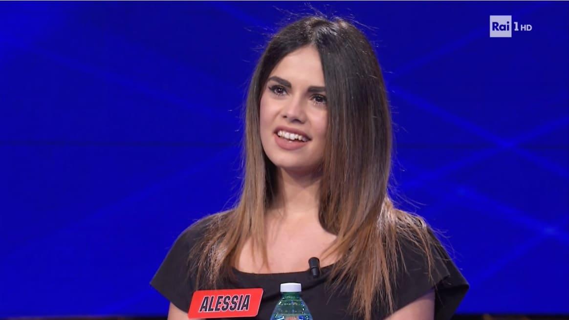 l eredità Alessia campionessa
