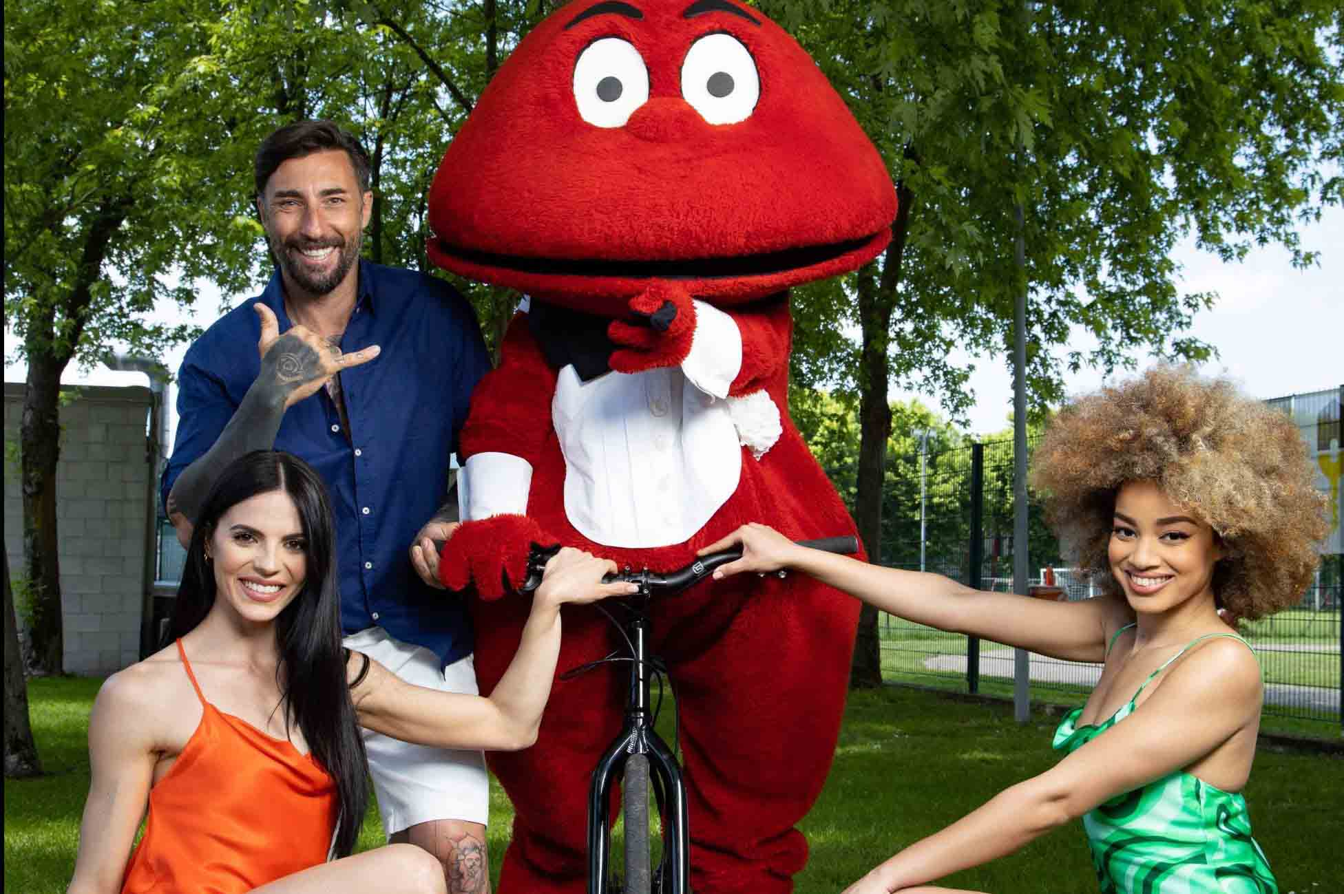 Paperissima Sprint 2021 Canale 5