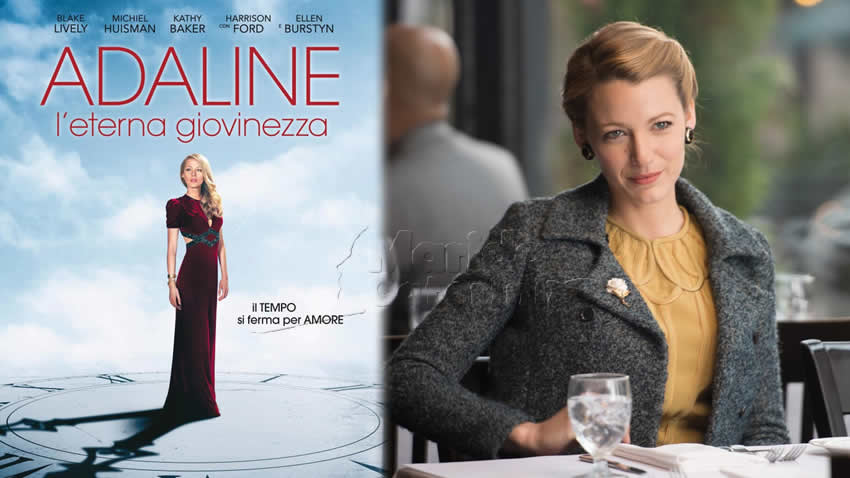 Adaline L'eterna giovinezza film Canale 5