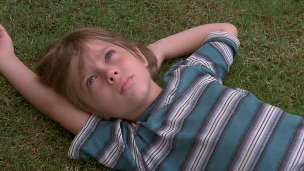 Boyhood film Iris