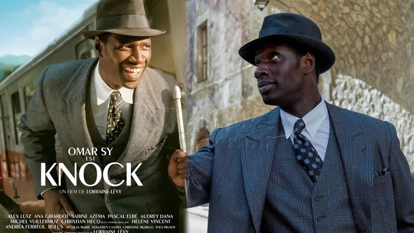 Dr Knock film Iris