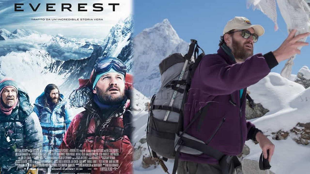 Everest film Iris