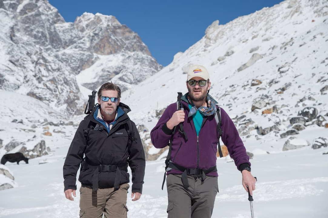 Everest film dove è girato