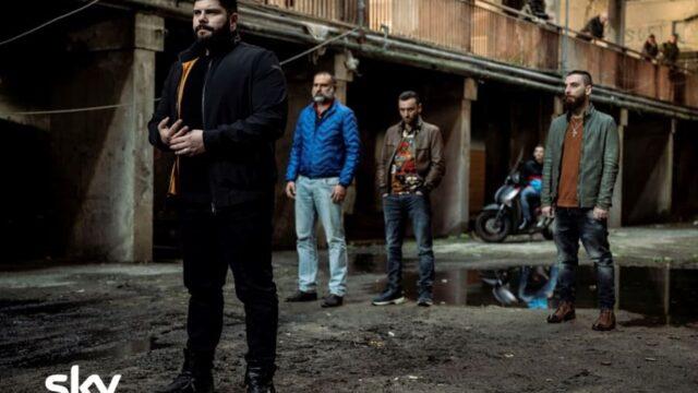 Gomorra 5 stagione finale attori