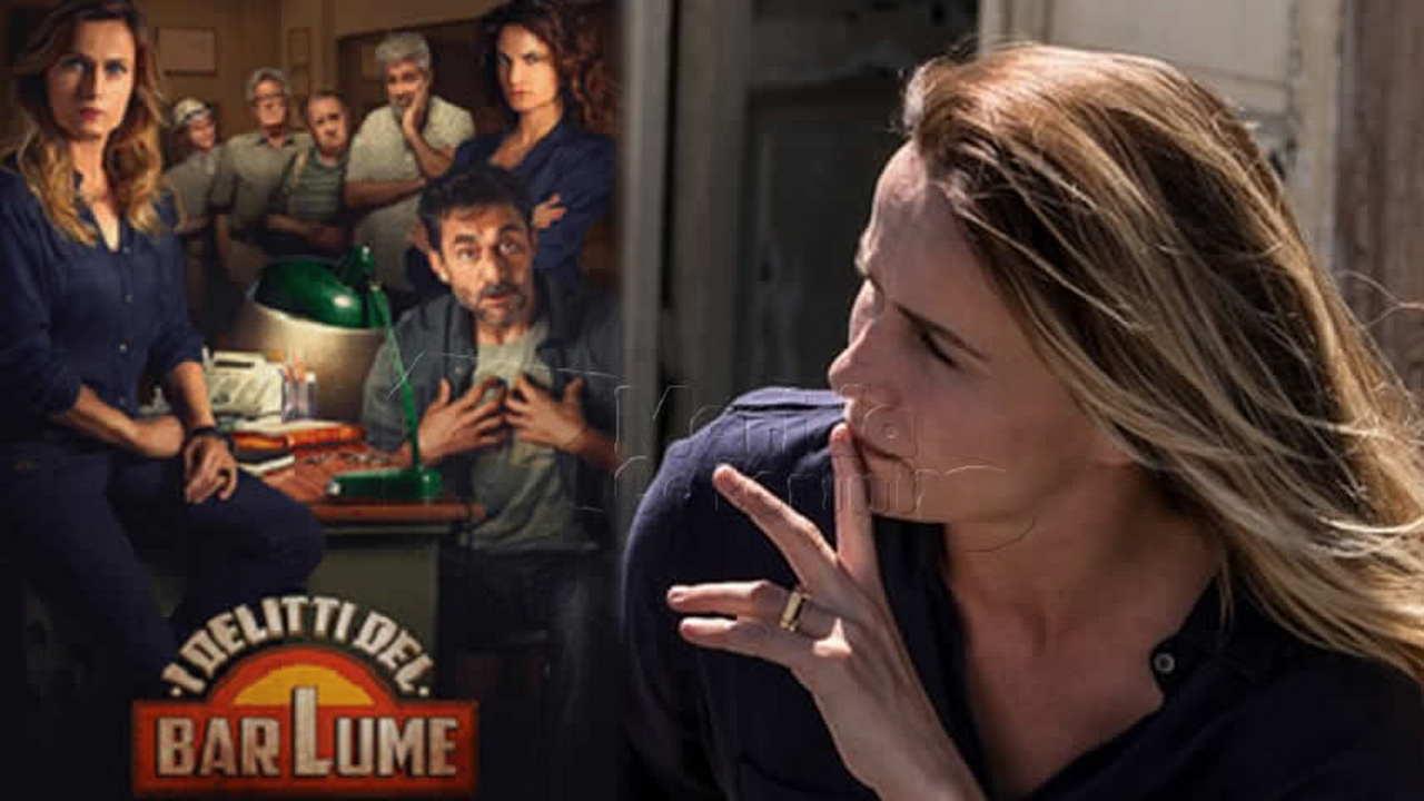 I delitti del BarLume Aria di mare film Tv8