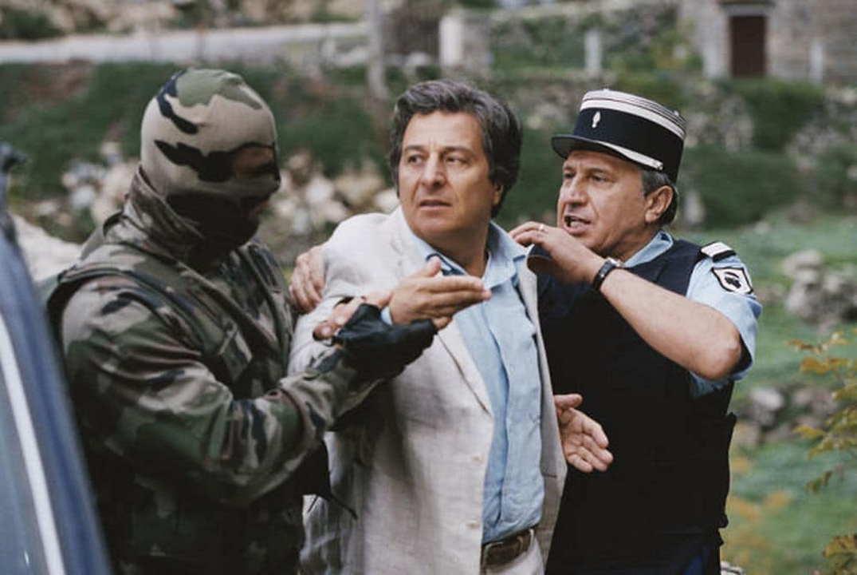 Il bandito corso film attori