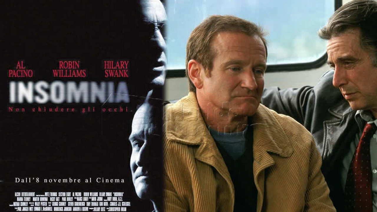 Insomnia film Iris