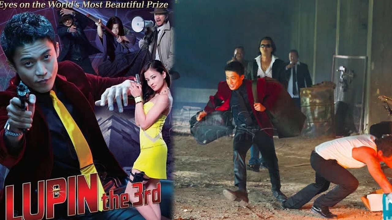 Lupin III film Rai 4