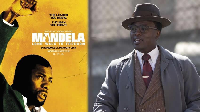 Mandela La lunga strada verso la libertà film Canale 5