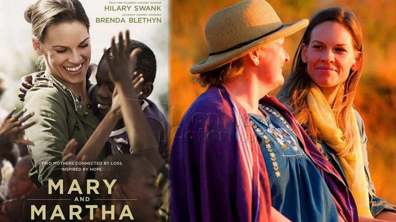 Mary e Martha film Canale 5