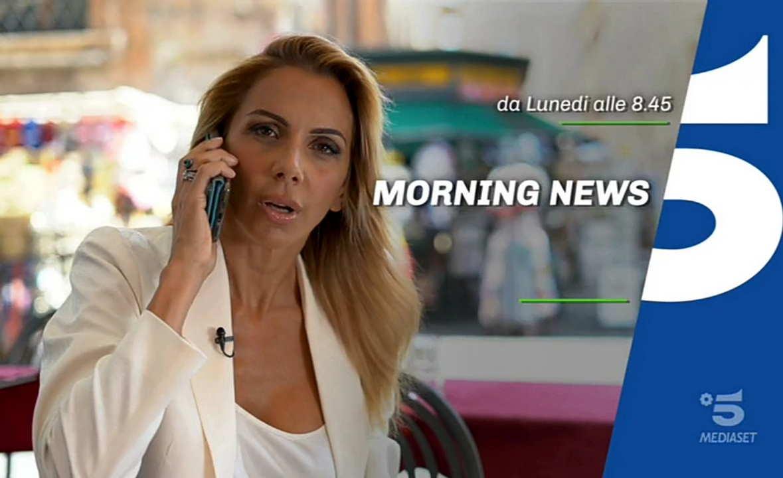 Morning News conduttrice