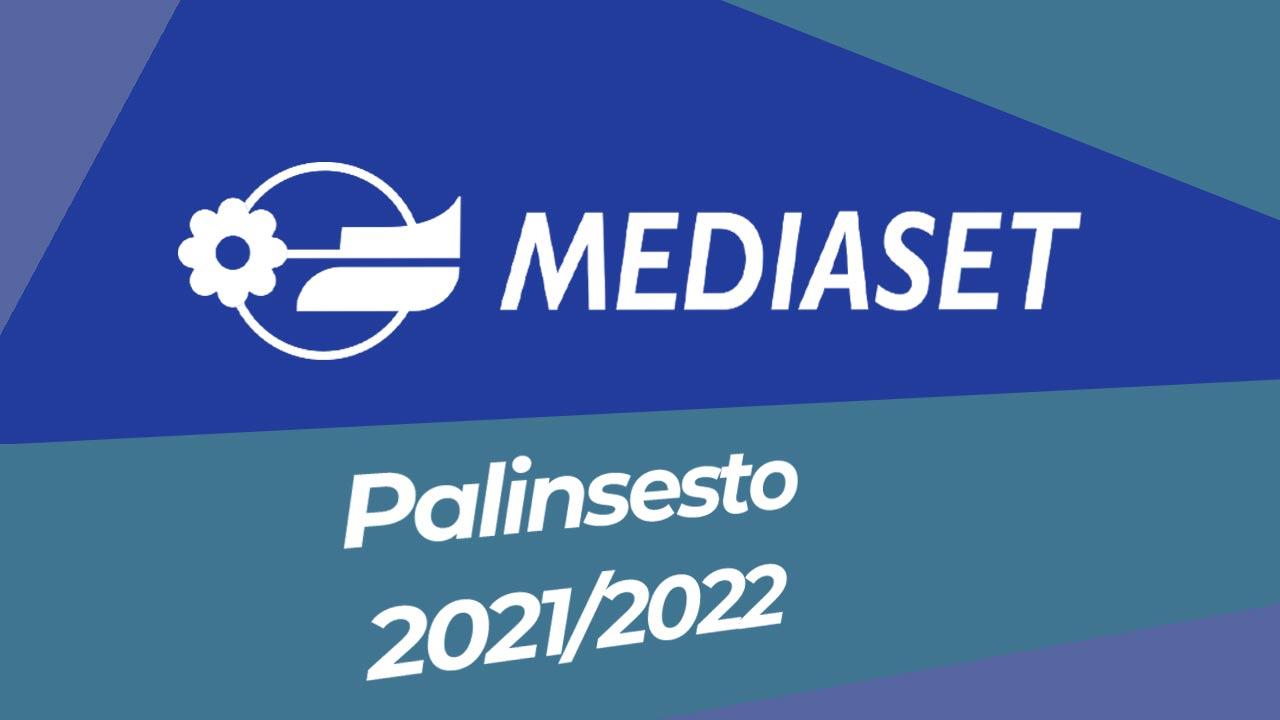 Palinsesti Mediaset 2021/2022