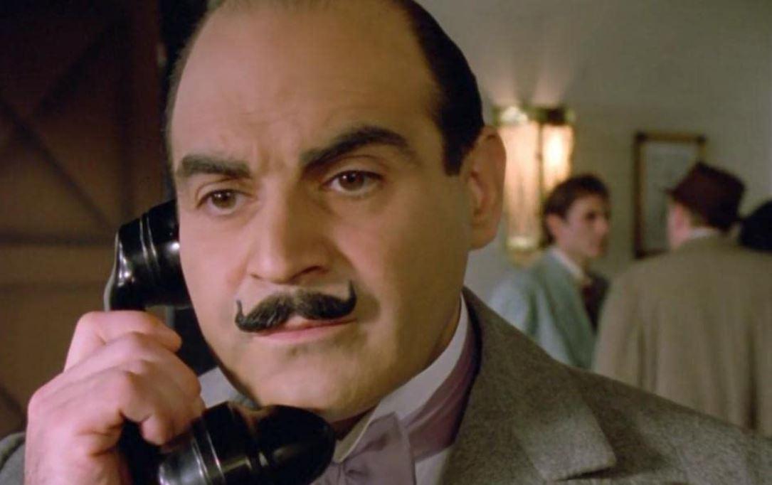 Poirot Furto di gioielli finale