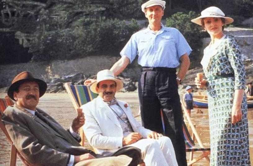 Poirot Il pericolo senza nome film finale