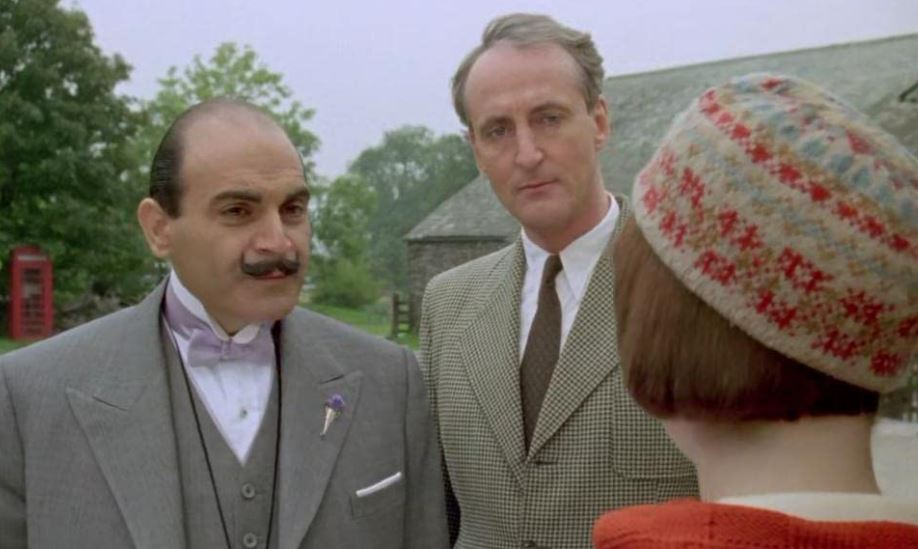 Poirot Indagine a domicilio attori