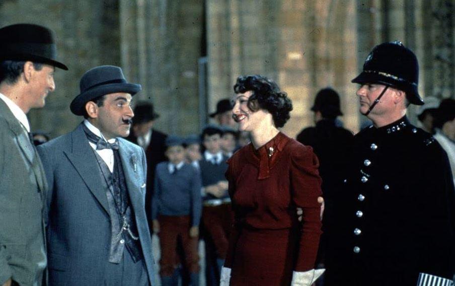 Poirot La dama misteriosa film trama