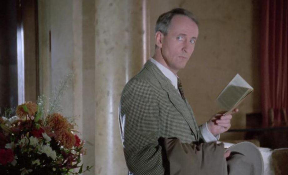 Poirot La miniera d'oro film attori