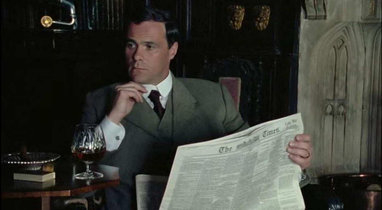Poirot L'importanza di chiamarsi Robinson finale