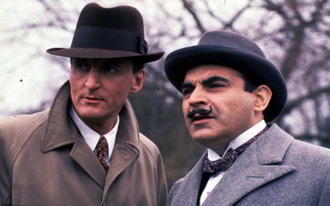 Poirot a Styles Court film Top Crime