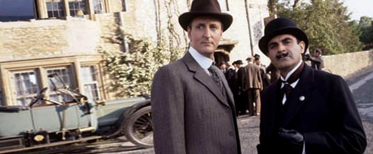 Poirot a Styles Court film finale