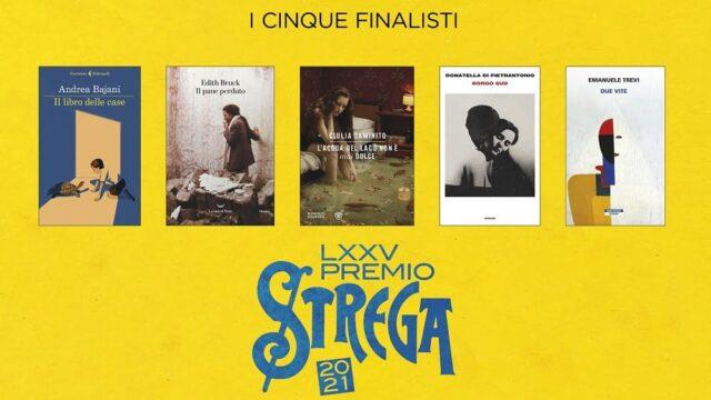 Premio Strega 2021 finalisti