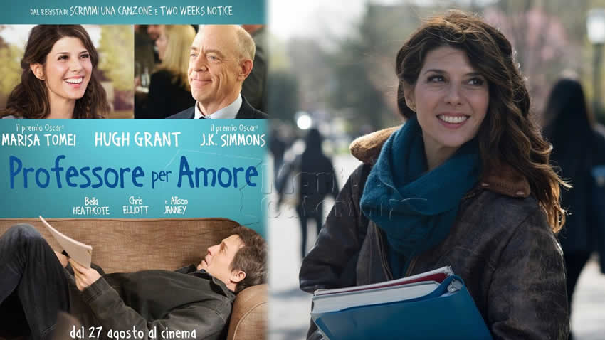 Professore per amore film Rai 3