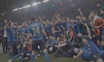 Sogno Azzurro la strada verso Wembley