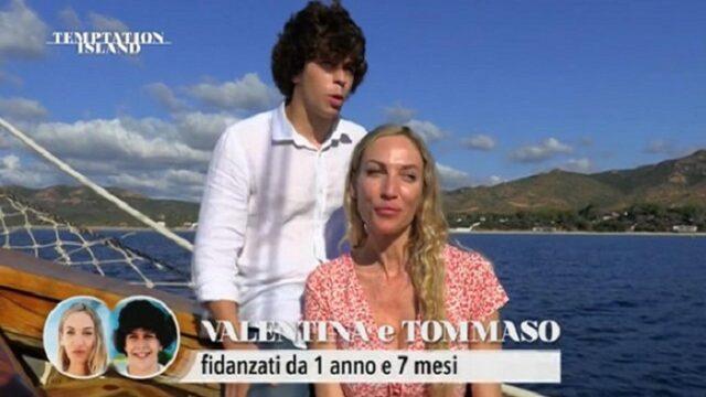 Temptation Island 2021 anticipazioni 5 luglio Valentina e Tommaso