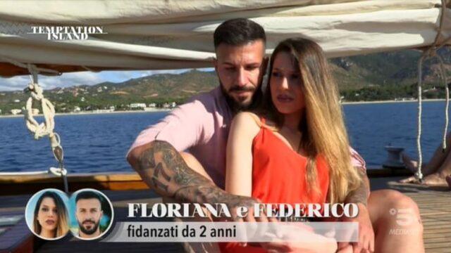 Temptation Island 2021 anticipazioni Floriana e Federico