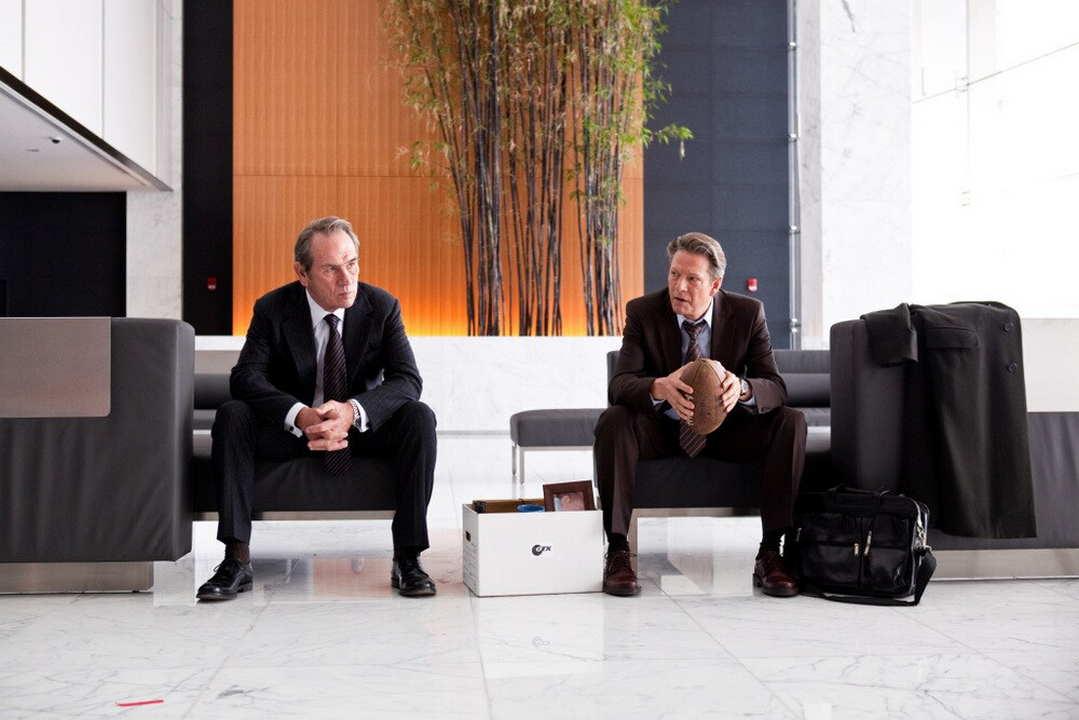 The Company Men film finale