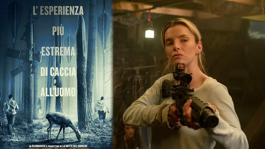 The Hunt film Sky Cinema Action
