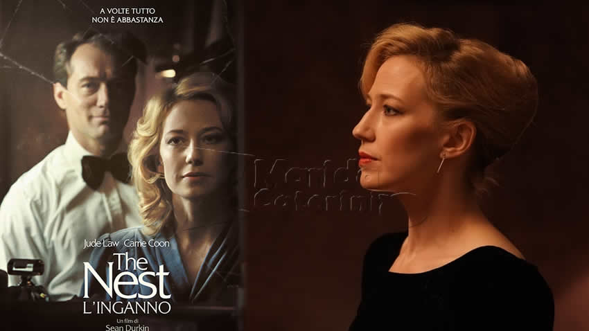 The Nest L'inganno film Sky Cinema Due