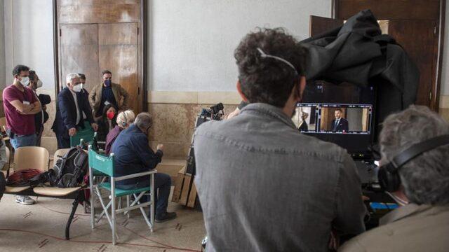 Vincenzo Malinconico Avvocato riprese dove è girato