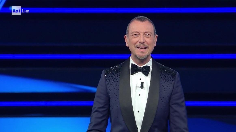 Amadeus confermato al Festival di Sanremo 2022