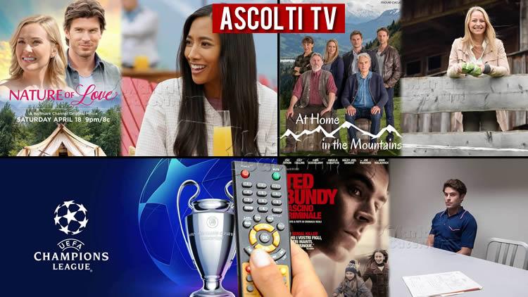Ascolti TV martedì 24 agosto 2021