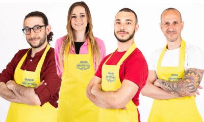 Bake Off Italia 2021 concorrenti