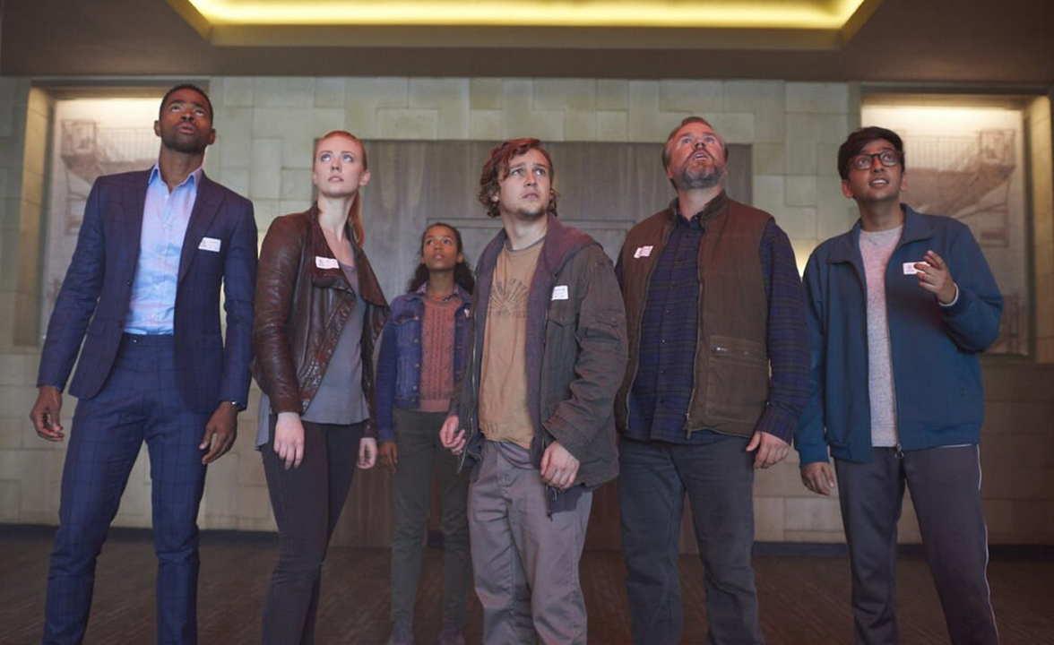 Escape Room film attori
