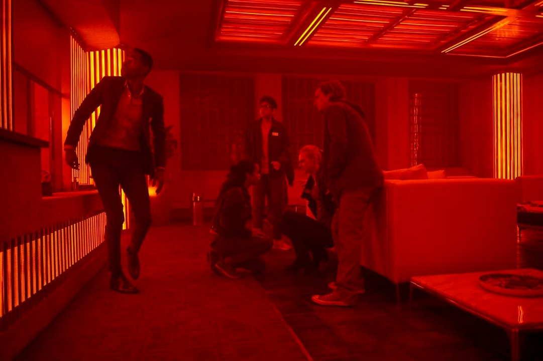 Escape Room film finale