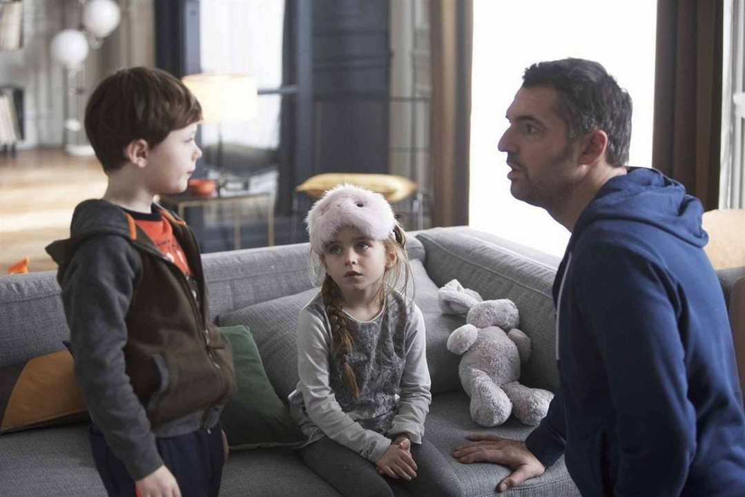Famiglia allargata film attori