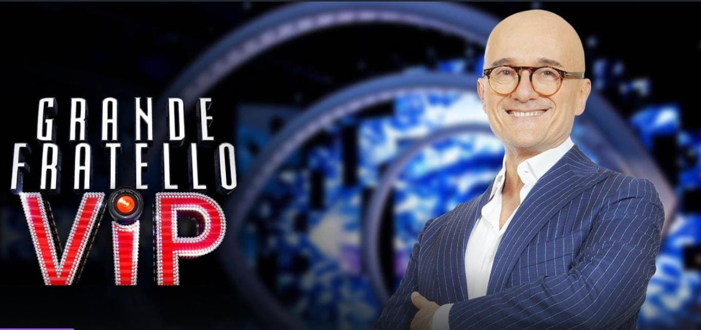 GF Vip 6 Canale 5
