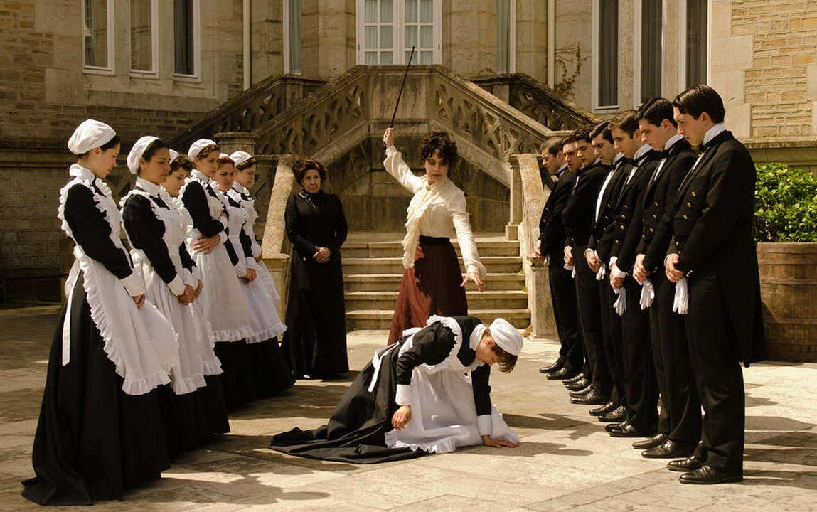 Grand Hotel Il cinematografo Canale 5