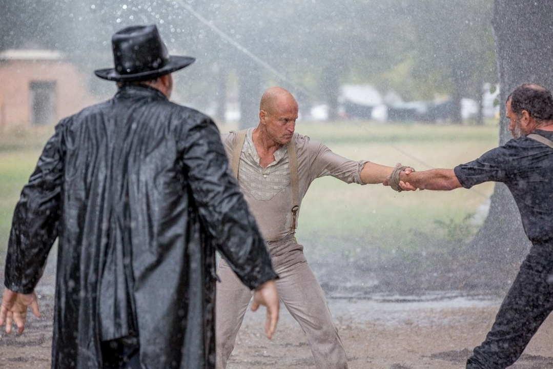 Il duello film attori