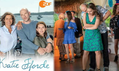 Katie Fforde Una casa in riva al mare film Rai 1